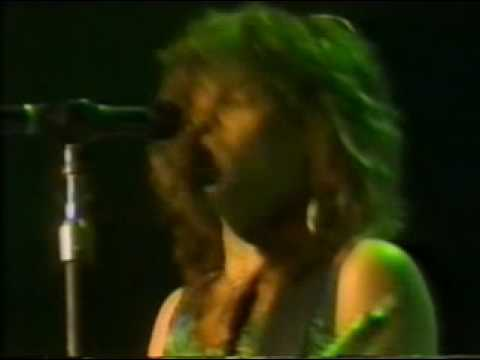 Bon Jovi  Burning for Love  in Japan 1985