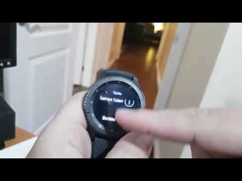 Samsung Gear S3 and Wemo !