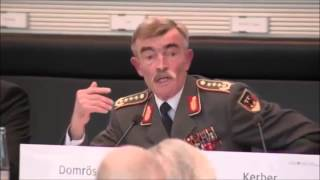 Mutiger deutscher General