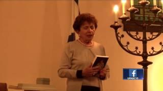 Holocaust survivor talks with U.P. residents
