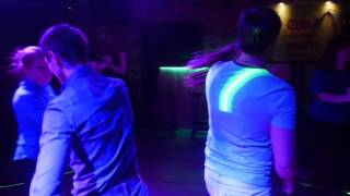 Salsa party in Havana Club, Surgut.
