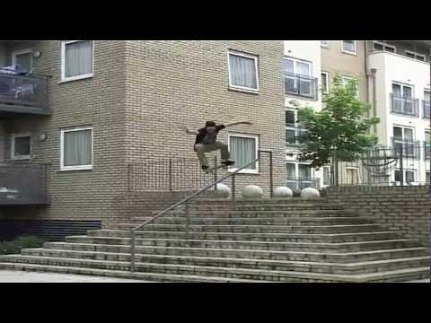 Manny Lopez - Fabric Skateboards
