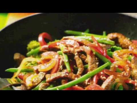 Cocinar facil y rapido wok de vegetales salteados con - Cocinar facil y rapido ...