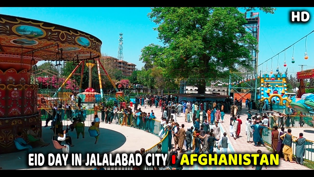 Download EID DAY IN JALALABAD | AFGHANISTAN | HD