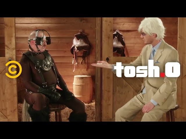 CeWEBrity Profile - Pony Play - Tosh.0