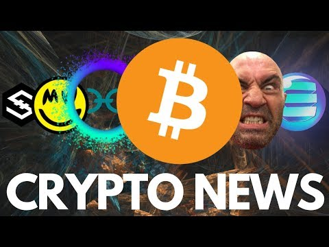 Bakkt Delayed, Joe Rogan on BTC, GRIN, HOLO Mainnet, ENJ RPG, wallet swap - Crypto News