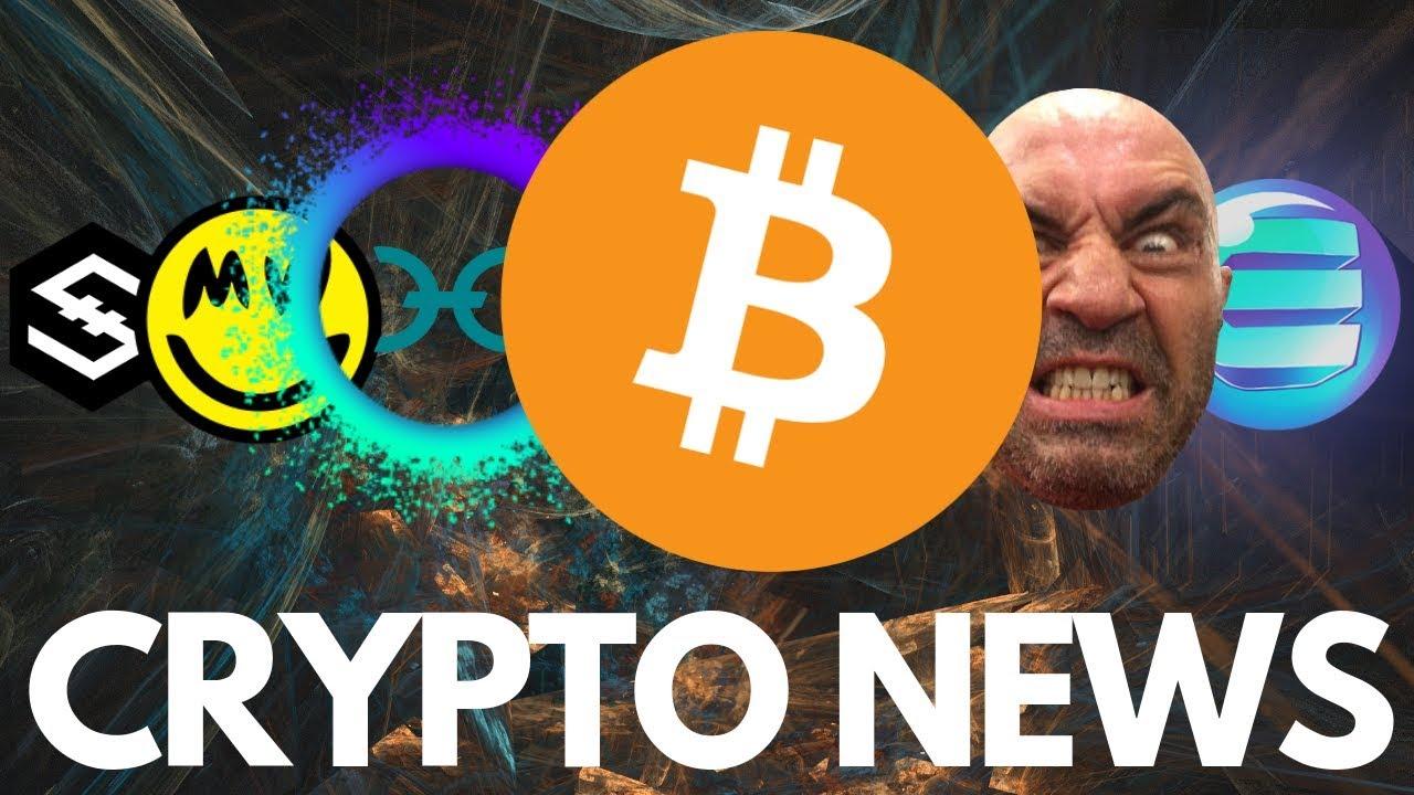 Bakkt Delayed, Joe Rogan on BTC, GRIN, HOLO Mainnet, ENJ RPG, wallet swap -  Crypto News