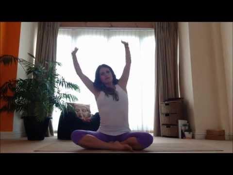 Morning Yoga Energiser 30 mins