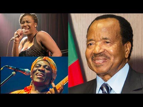 Charlotte Dipanda Et Richard Bona Peuvent- Ils Défier L'Etat Du Cameroun? Analyse Et Synthèse