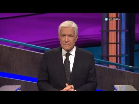Jeopardy! Host Alex Trebek Shares One-Year Update on His ...