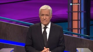 Jeopardy! host Alex Trebek shares update on his cancer battle