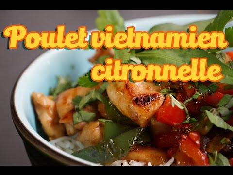 recette-facile-du-poulet-à-la-citronnelle-et-gingembre