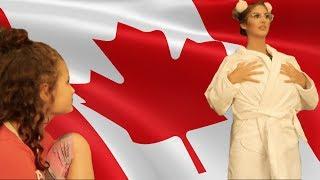 Craziness in Canada | Behind Bratayley | Dadtayley
