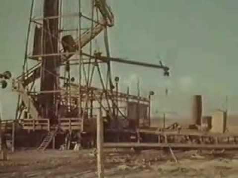 Тушение газового пожара ядерным взрывом.