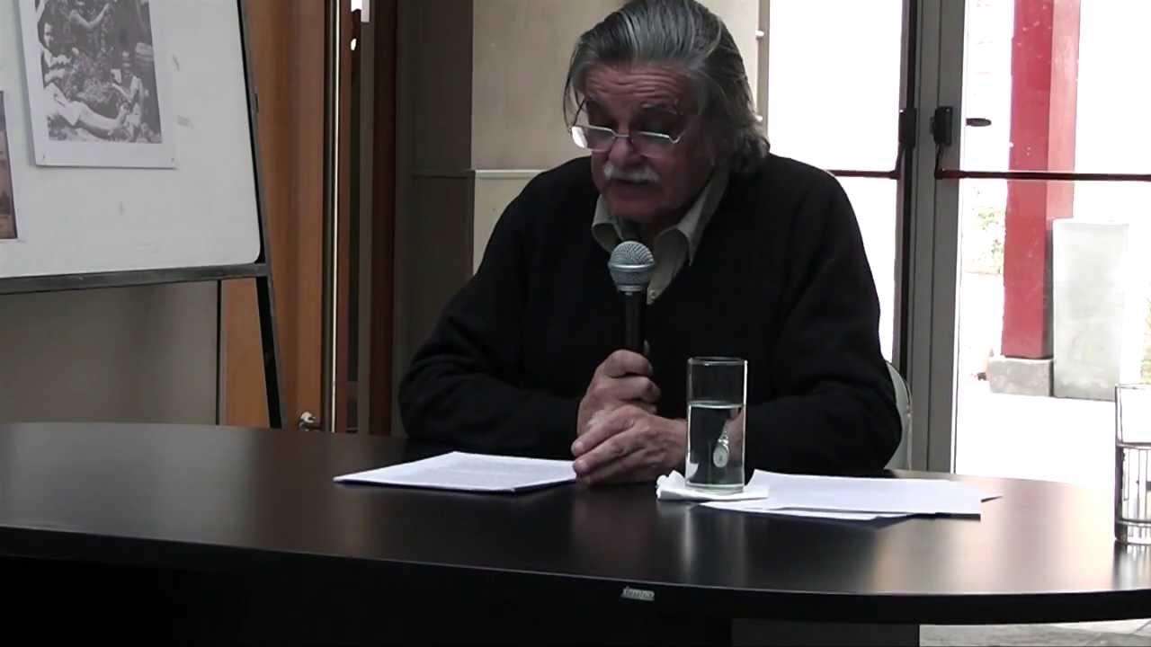 Despedida al enorme intelectual Horacio González.