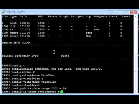 How to Configure Voice VLAN on a Cisco Switch