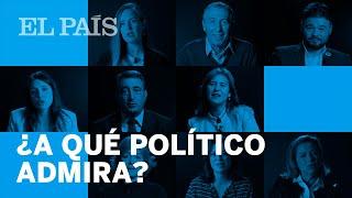 10N: ¿A qué POLÍTICO ADMIRAN los POLÍTCOS?