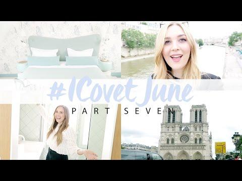 ADVENTURES IN PARIS! | #ICOVETJUNE | I Covet Thee