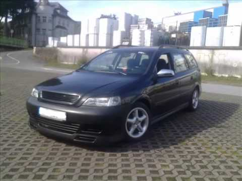 mein opel astra g caravan 16v sport elegance opc youtube. Black Bedroom Furniture Sets. Home Design Ideas