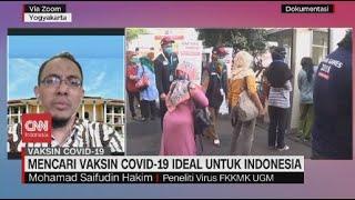 Mencari Vaksin Covid-19 Ideal dengan Kondisi Indonesia