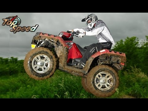 DSK Hyosung GT250R, Polaris Sportsman 550 EFI REVIEW & More