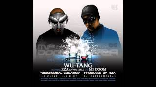"Wu-Tang - ""Biochemical Equation"" (feat. RZA & MF Doom) [Official Audio]"