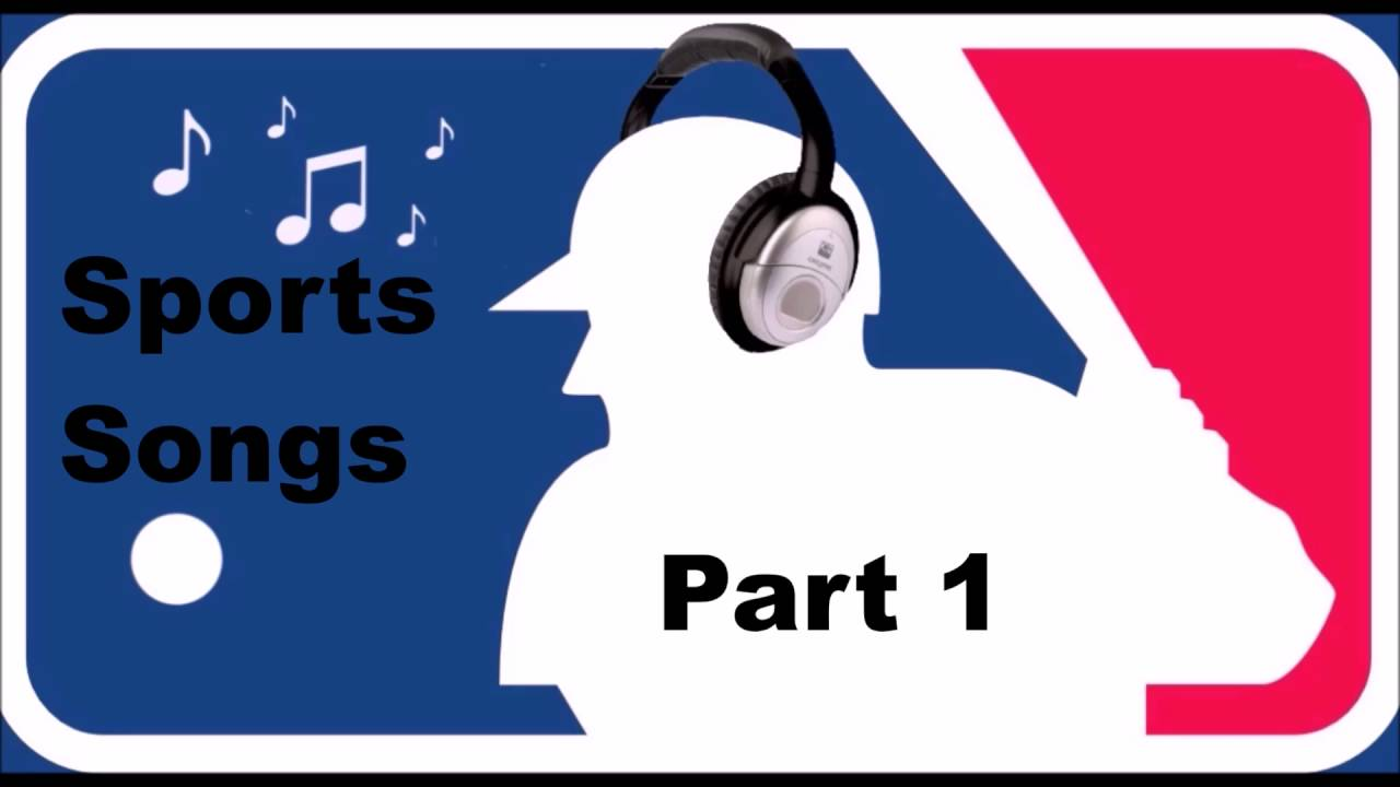 New-Best Baseball Songs (Clean-Part 1) No Oldies-Cool Only!!!