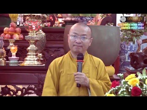 Vấn đáp: Bát Chánh Đạo và giải thoát, học Phật học và thế học, năm việc Đại Thiên, an cư, các loại nhân quả, xá lợi Phật, chư Thiên thỉnh Phật chuyển pháp luân