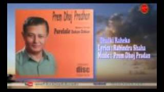 Dhalki Raheko ढल्की रहेको एउटा तारा  by Prem Dhoj Pradhan || Full Audio Song ||