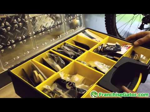 Velofix Mobile Bike Shop Franchise