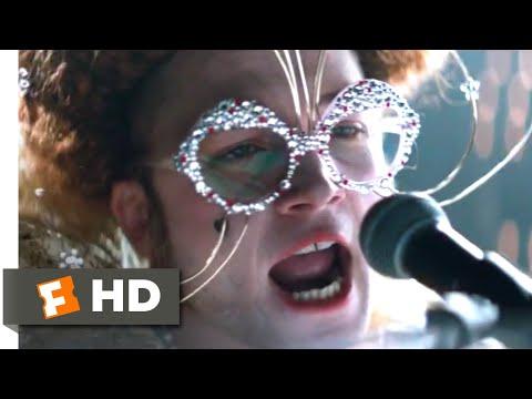 Rocketman (2019) - Bennie and the Jets Scene (8/10)   Movieclips