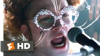 Rocketman (2019) - Bennie and the Jets Scene (8/10) | Movieclips