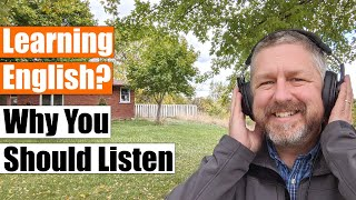Learning English? Find Out Why Listening Practice is Cool and Important When Learning English