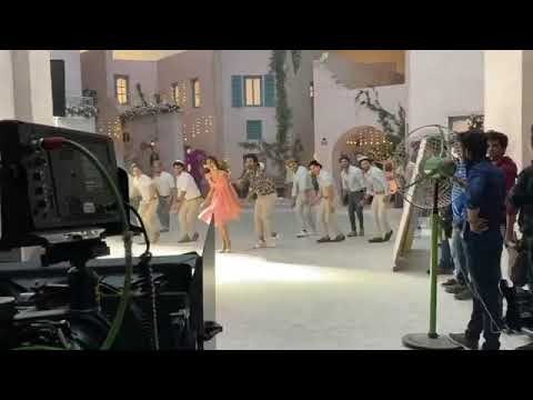 ala-vaikunthapurramuloo-butta-bomma-song-shooting-clip-leaked
