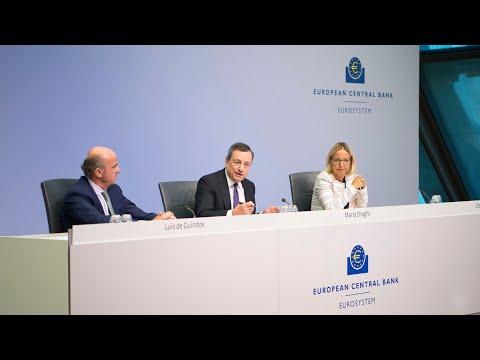 ECB Press Conference - 26 July 2018