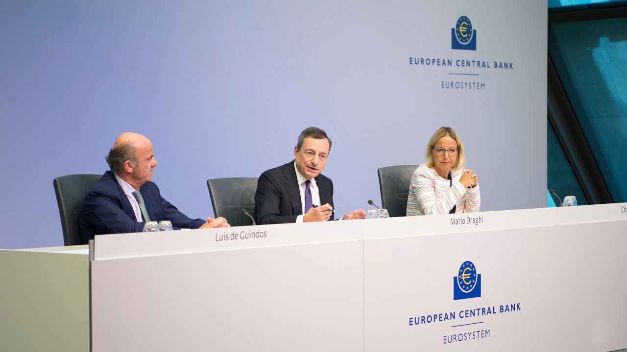 ECB Press Conference - 26 July 2018