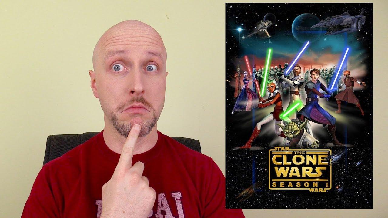 Download Star Wars: The Clone Wars Season 1 - Doug Reviews