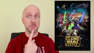 Star Wars: The Clone Wars Season 1 - Doug Reviews