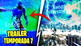 REVEALED AVANCE CINEMATIC SEASON 7 ¿REAL THE FAKE? FORTNITE: BATTLE ROYALE