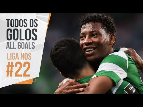 All goals - Portuguese league 2019/2020 - week 22