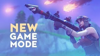 NEW GAME MODE: HIGH EXPLOSIVES (Fortnite Battle Royale)