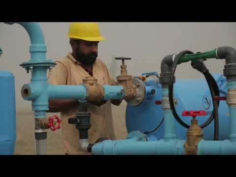 Nestlé Waters Pakistan - Drip irrigation : Changing Pakistan - one drop at a time