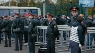 Клип из фильма около футбола