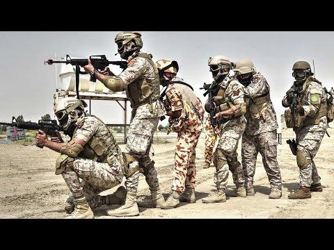 Kuwait, Qatar, Saudi Arabia Special Operations Forces – Simulated Farm Raid