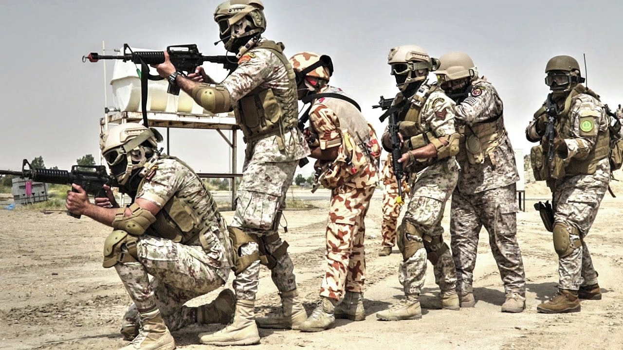 Kuwait, Qatar, Saudi Arabia Special Operations Forces ...