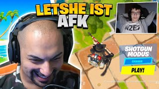🙃🤨 Will LETSHE MICH TROLLEN ? | Wild Wednesday CUP (SHOTGUN MODUS) | Amar