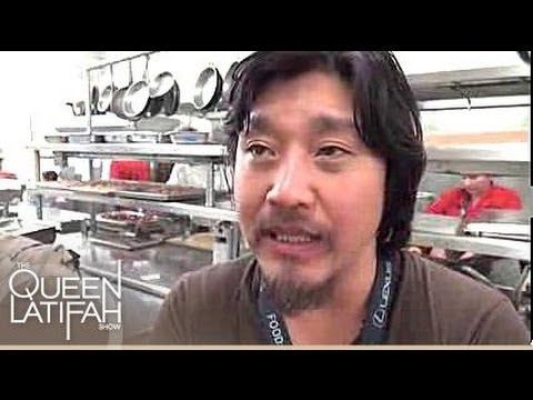 QueenLatifah.com Chats with Chef Edward Lee