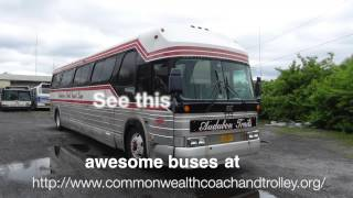 Engine Startup: Detroit Diesel 871 on 1968 GMC Buffalo Bus