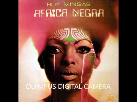 Ruy Mingas - Mu Cinkola (Angola 1970)