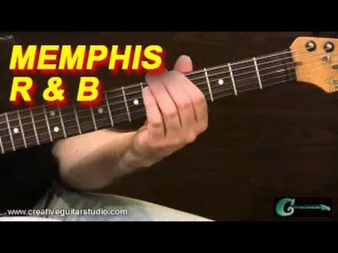 GUITAR STYLES: Memphis Style Rhythm & Blues